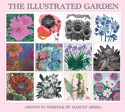 Illustrated Garden